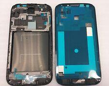 Front Rahmen vorder Seiten Außen Frame Middle Black Samsung Galaxy S4 i9505 LTE