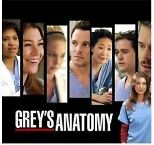 DVD GREY'S ANATOMY - STAGIONI 1 2 3 4 5 COMPLETE