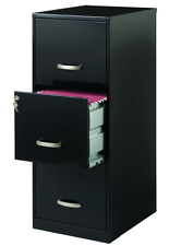 Filing Cabinets For Home Office with Lock Legal Size 3 Drawer Office Unit Retro