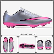 Sz 8.5 Nike Mercurial Vapor X FG ACC Firm Ground Football Boot 648553-060