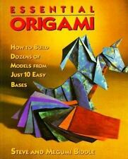 ESSENTIAL ORIGAMI BY STEVE AND MEGUMI BIDDLE