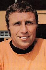 Football Photo MIKE BAILEY Wolves 1967-68