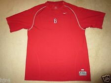 Lou Frazier Coach Boston Red Sox MLB Nike Dri-Fit Training Under Jersey Shirt XL