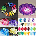 New 100 PCS Birthday Wedding Party Decor Latex Balloons 22 Color 12
