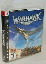 PS3 Warhawk Video Game Playstation Network Exclusive Multiplayer Only Dogfight