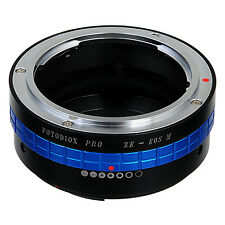 Fotodiox Pro Lens Mount Adapter Mamiya 35mm (ZE) SLR Lens to Canon EOS M Camera
