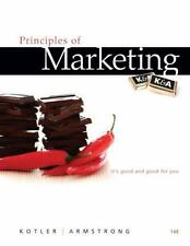 Principles of Marketing (14th Edition) by Kotler, Philip; Armstrong, Gary