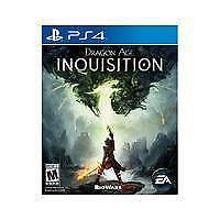 Dragon Age: Inquisition (Sony PlayStation 4, 2014)
