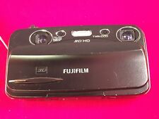 Fujifilm FinePix REAL 3D W3 10.0 MP Digital Camera - Black