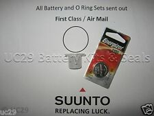 SUUNTO.D4, D4i,  Energizer Battery Kit ,(Now With Free Grease)
