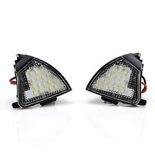LED illuminazione ambiente SPECCHIO VW GOLF 5 PASSAT JETTA EOS Sharan Skoda Superb TÜV