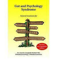 Gut and Psychology Syndrome Natural Treatm - PB Book - Brand New - 0954852028