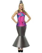 Adulte Lampe à lave Drôle Déguisement Fête Poule Cerf Costume Outfit
