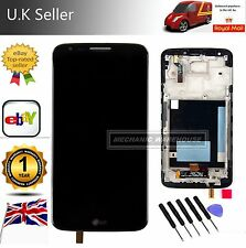 LCD Display Touch Screen Digitizer Replacement For LG G2 D802 Optimus Black UK
