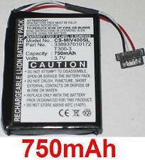 Batterie 750mAh Pour Matic Mio Moov 400, 405, P/N: 338937010172, T300-3