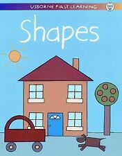 Shapes (First Learning), Tyler, Jenny, Good Book