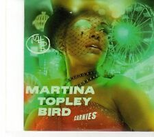 (EW950) Martina Topley Bird, Carnies - 2007 DJ CD