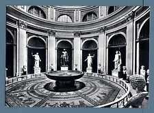 VATICANO - 1955 - CARTOLINA - Museo di scultura. Sala rotonda. E3132