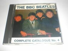 THE BEATLES - THE BBC BEATLES COMPLETE CATALOGUE N 4 - PANDA RECORDS LUXEMBOURG