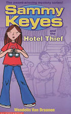 Sammy Keyes and the Hotel Thief, By Draanen, Wendelin Van,in Used but Acceptable