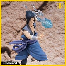 Naruto Shippuden S.H. Figuarts: Sasuke Uchiha Itachi Battle - Bandai