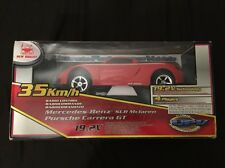NEW BRIGHT TYCO RC 19.2V Porsche Carrera GT ( Extremely Rare New Bright RC)