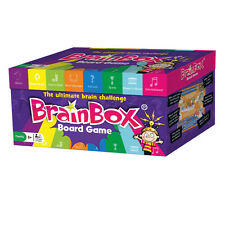 BrainBox Board Game The Ultimate Brain Challenge Family Educational Childrens