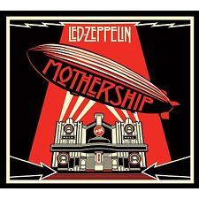 LED ZEPPELIN MOTHERSHIP BEST OF 2CD ALBUM SET (2014/2015 Remasters) (2015)