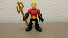 Imaginext DC Super Friends Series 2 Emperor Aquaman Flashpoint Red Shirt Armor