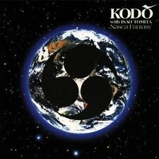 KODO WITH ISAO TOMITA CD NASCA FANTASY