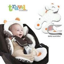 Soft Newborn Baby Head&Body Support Infant Pram Stroller Car Seat Pillow New N