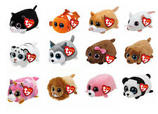 NEW 2017 Ty Teeny Tys Beanie Stackable Plush COMPLETE SET OF 12 Series 3