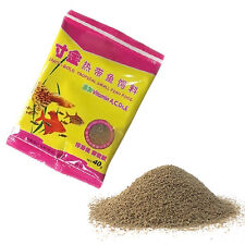 New 1 Bag Package Of Feeding Food Tropical Fish Feed 40g