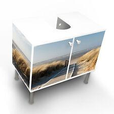 Design Waschbeckenunterschrank Schrank Waschtisch Unterschrank Dünen Waschtische