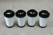 Pack of 4 New Generic HEPA Filters For DIRT DEVIL Dynamite Vacuum F-2