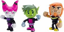 Teen Titans Go! Mini Raven, Speedy & Beastby Exclusive Figures, 3-Pack