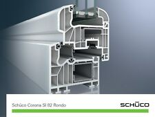 INFISSI IN PVC SCHUCO SI 82 6 CAMERE  FINESTRE CERTIFICATE- 100% SCHUCO ITALIA
