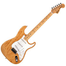 Fender Japan Exclusive Classic 70s Strat Ash NAT Electric Guitar