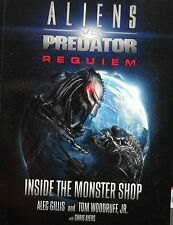 Book - Aliens vs. Predator Requiem - monster shop - Special Effects Make up Film