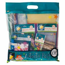 "Girls' Art & Craft Project grandi Goody BAG Children's Kids ""attività REGALO"