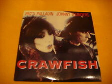 Cardsleeve Single CD PATTI PALLADIN & JOHNNY THUNDERS Crawfish 2TR 1985 new wave