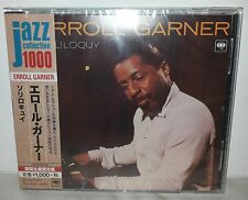 CD ERROL GARNER - SOLILOQUY - JAPAN SICP 4039