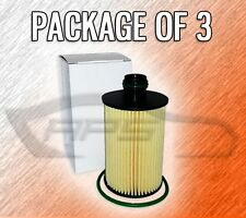 OIL FILTER L38157 FOR 2014 2015 GRAND CHEROKEE RAM 1500 - 3.0L DIESEL CASE OF 3