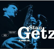 Immortal Soul - Stan Getz (2013, CD NIEUW)2 DISC SET
