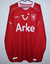 FC Twente Holland home shirt Umbro Long sleeves