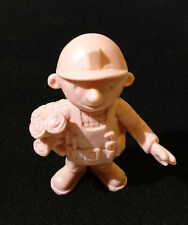 RARE Pvc Figure Unpainted ✱ BOB THE BUILDER ✱ Maia & Borges M&B Portugal 2007