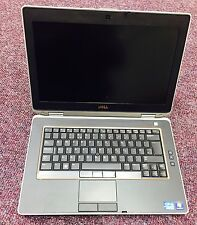"DELL LATITUDE E6420 14.1"" LAPTOP PC i5 2.5GHz 4GB 250GB WINDOWS 7 CHARGER INC"