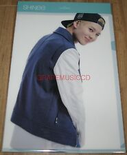 SHINEE SMTOWN COEX Artium SUM OFFICIAL GOODS 2016 CLEAR FILE L-HOLDER TAEMIN NEW