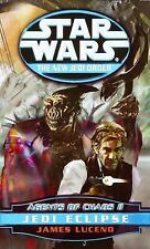 Agents of Chaos II: Jedi Eclipse (Star Wars: The New Jedi Order, Book 5), James