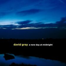 A New Day At Midnight - David Gray (2015, CD NEUF)